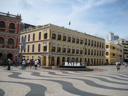 Largo do Senado / Senate Square