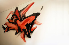 Red piece (Basick Da2c) Tags: peru graffity basick da2c