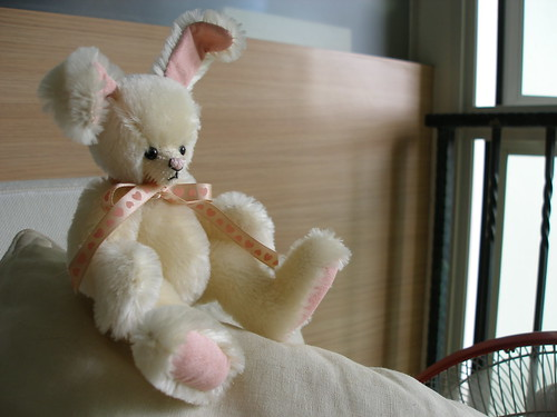 Flopps the Bunny