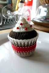 If I knew you were coming (pixellent) Tags: crochet cupcake