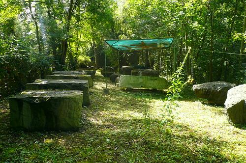 Skulpturengarten im Ginnheimer Wäldchen