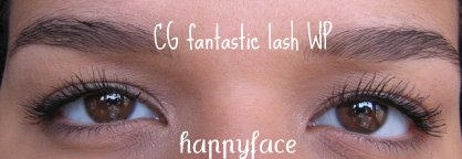 Cover Girl fantastic lash WP