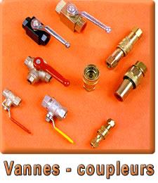 Vannes - Coupleurs