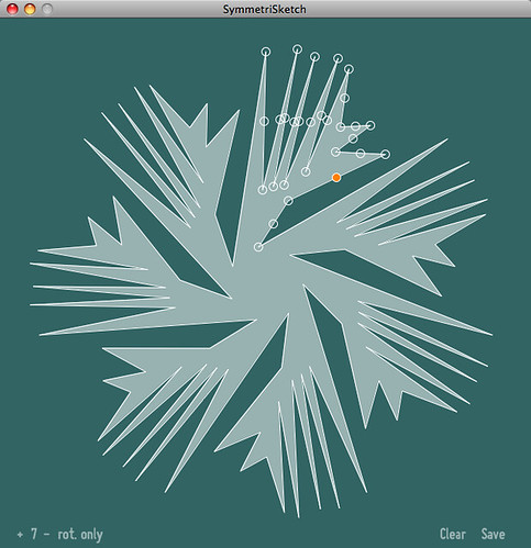 SymmetriSketch 3
