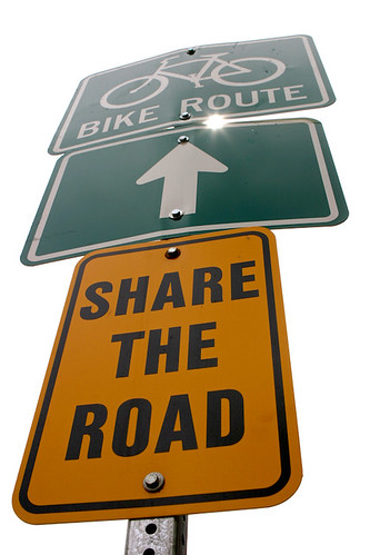 Share the Road, Ketchum, Idaho 2
