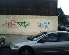 (who it iz) Tags: nyc graffiti wb queens crew kh dep krew isr killaz skure