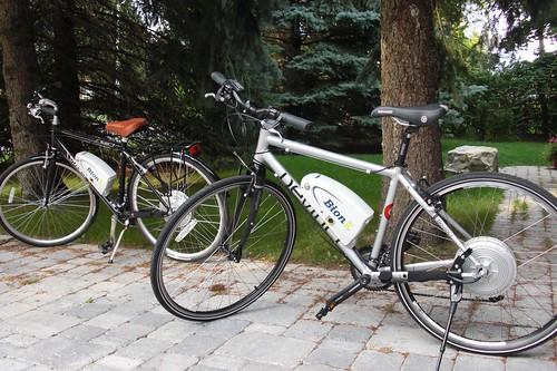 Magna Marque BionX bikes