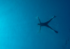 Swimming, Greece, 2009 (barkertrax) Tags: underwater g10 canong10 wpdc28 greece2009