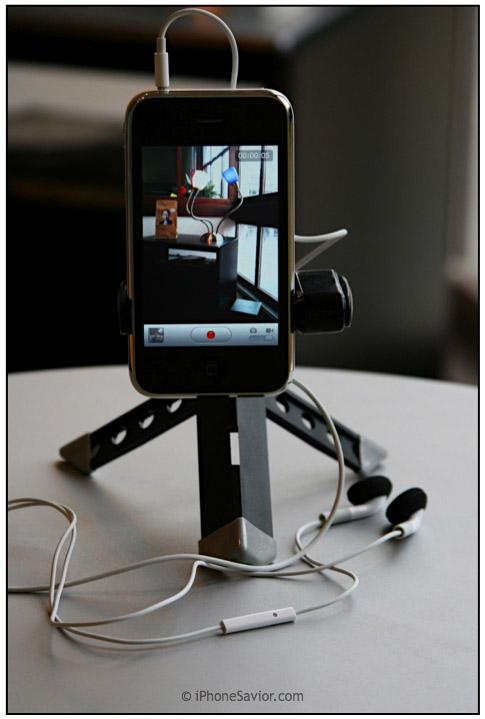 iPhone Tabletop Mini Tripod