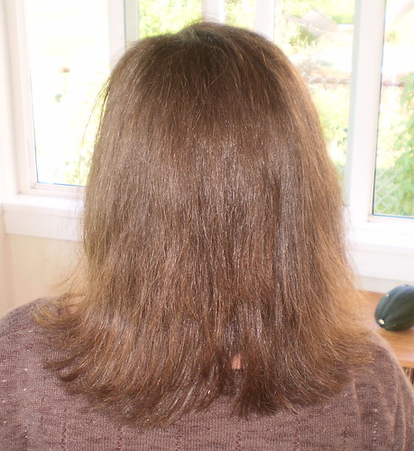 Back of hair 8709