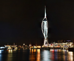 Spinnaker Tower Panorama