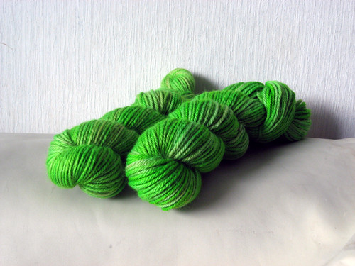 Soylent Green Silk Wool