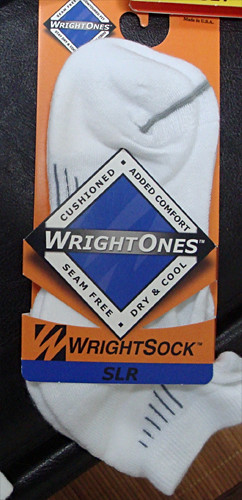 The WRIGHTSOCK Challenge