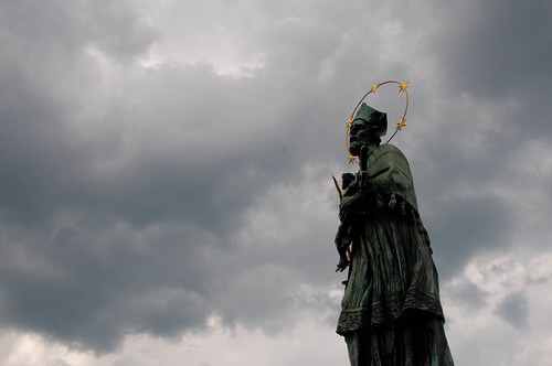 St. John of Nepomuk, Charles Bridge, Prague