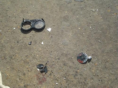Acidentes com três vítimas fatais, neste domingo, em 16-08-09... 061 por você.