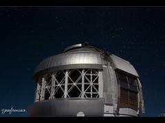 Moonlit Gemini North (josefrancisco.salgado) Tags: longexposure sky usa night stars island star hawaii evening noche nikon nocturnal unitedstatesofamerica observatory cielo estrellas nocturna astronomy nikkor estrella maunakea observatorio bigislandofhawaii astronoma exposicinlarga maunakeaobservatories d80 irtf geminiobservatory gemininorth 1424mmf28g