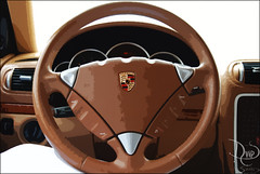 Porshe... State Of Art (avip1) Tags: car wheel sport drive dubai uae cayenne porsche alain