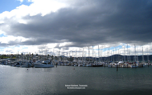 hobart harbour_wide