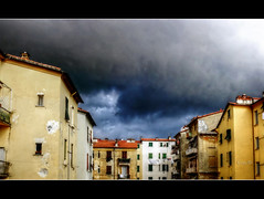 Black sky out of my window (in eva vae) Tags: light sky italy black building clouds rooftops liguria hdr cortile laspezia supershot theunforgettablepictures flickrvault sailsevenseas flickrvaultexcellence
