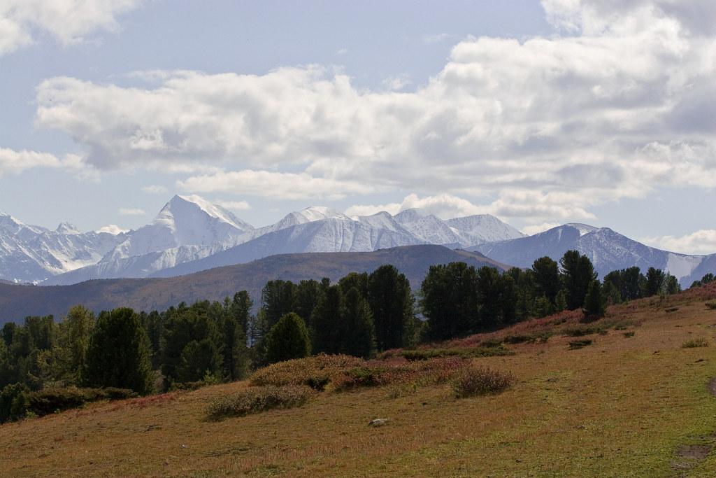 Горы все ближе
