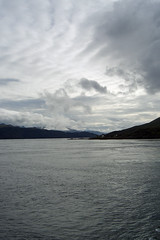 An assortment of clouds (Elven May) Tags: water clouds kylerhea skyeferry