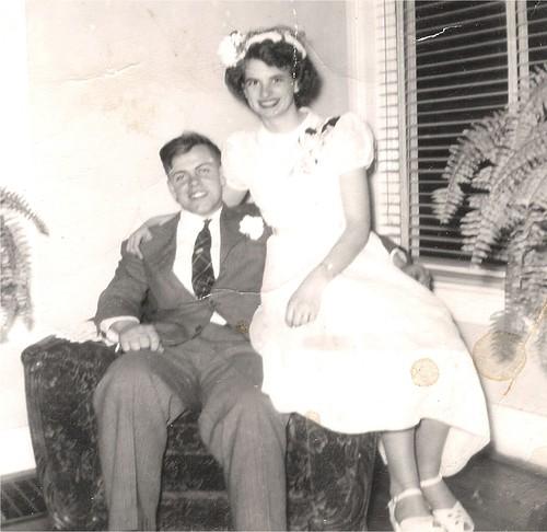 Alan and Georgia's wedding