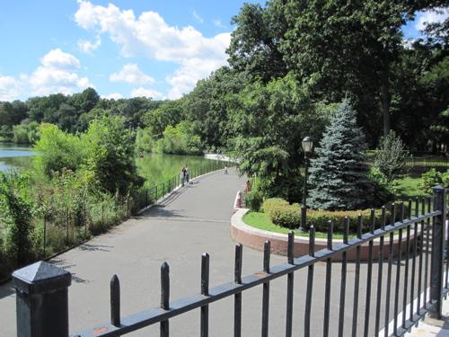 A Park In Queens