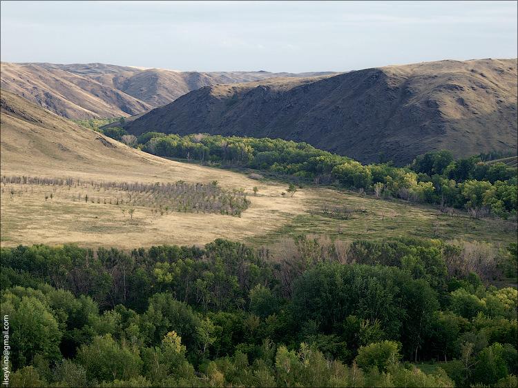 South Ural Mountains