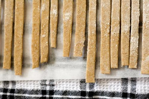 Wholemeal Spelt & Semolina Pasta (2)