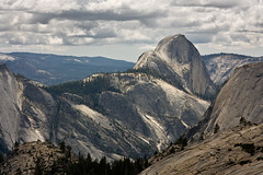 The Northeast Face of Half Dome from Olmstead Point (AGrinberg) Tags: point canyon explore yosemite halfdome sierranevada olmstead tenaya olmsteadpoint 61054halfdome