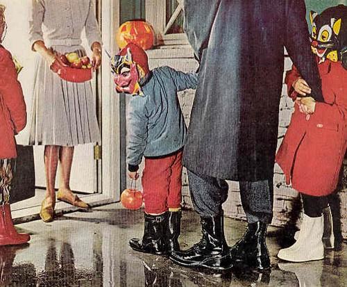 1961 GOODRICH HALLOWEEN