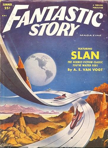 Fantastic Story Summer 1952