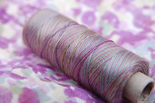 Valdani Variegated Thread - Water Lilies