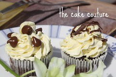 47. Choconilla Cupcake (The Cake Couture (is currently not taking any orde) Tags: chocolate cupcake vanilla doha qatar                 thecakecouture