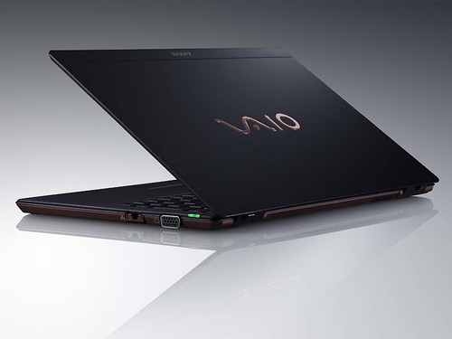 SONY VAIO X 2009 Autumn