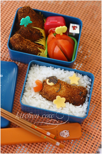 Fishy Fish Bento