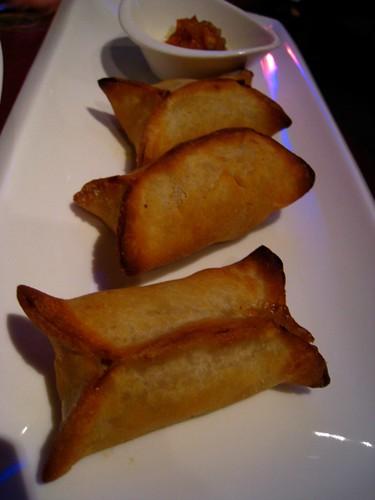 Empanadas - Chicken Bechamel