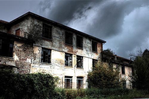 Abandoned barracks #1