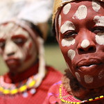People of the Kikuyu Tribe