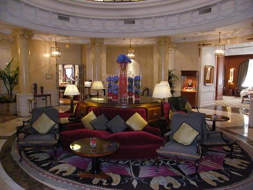 Gran Melia Fenix Hotel in Madrid. por uggboy.