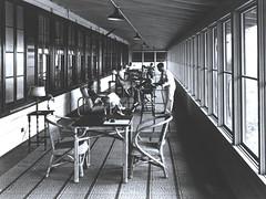 Pan American Hotel Porch