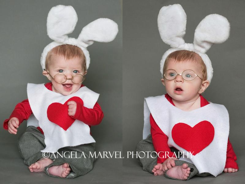 Baby White Rabbit  sc 1 st  Angela Marvel Photography & Angela Marvel Photography | Tacoma Newborn Baby Child and Family ...