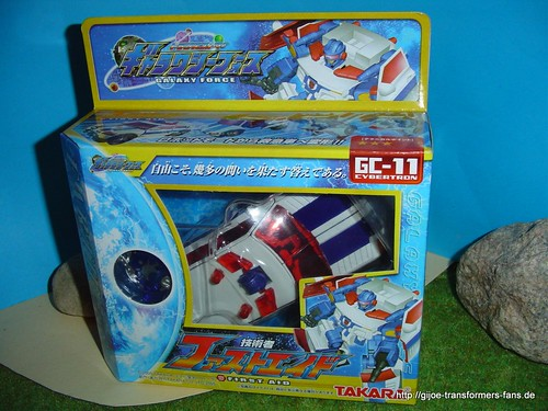 First-Aid Galaxy-Force Transformers 001