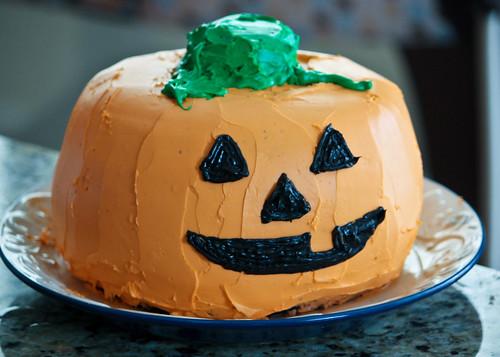 Pumpkin cake-5-2