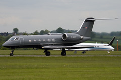 G-MATF - 1109 - Gama Aviation - Gulfstrem IV - Luton - 090516 - Steven Gray - IMG_2590