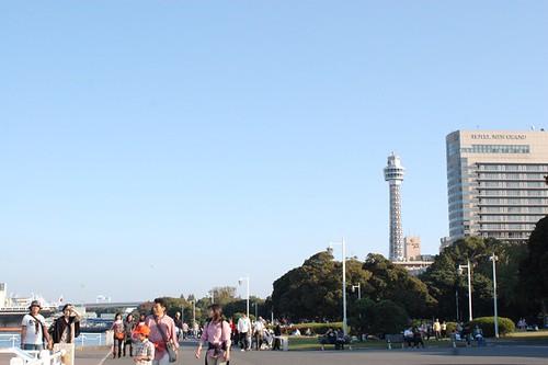 Yokohama, Yamashita park