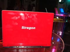Nuevas portátiles de Síragon