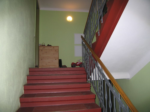 Treppenhaus Hörigstr. 24