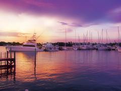 Marsh Harbour Sunset