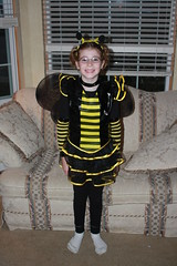 Emily's Bee Costume